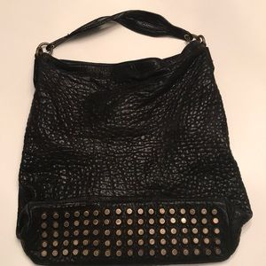 Alexander Wang Dumbo Darcy studded hobo bag